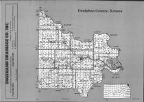 Index Map, Doniphan County 1991